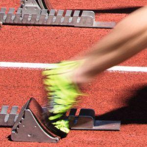 Ein schneller Start sorgt für Vorsprung