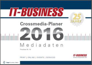 Mediadaten IT-BUSINESS in Deutsch