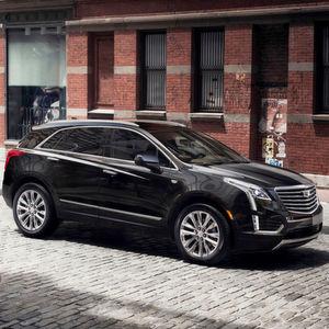 Cadillac XT5: Halb Kombi, halb SUV
