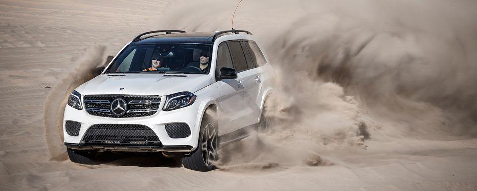 Mercedes-Benz GLS 500: Wenn die Wildnis ruft