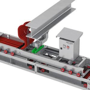 Zug-Schubkraft-Überwachungseinheit erhöht Betriebssicherheit