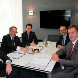 Infraserv Knapsack wird Planungs-Partner von Lanxess