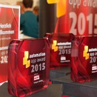 Verleihung automation app award 2015