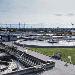 Wien optimiert seine Hauptkläranlage mithilfe von Siemens-Technik