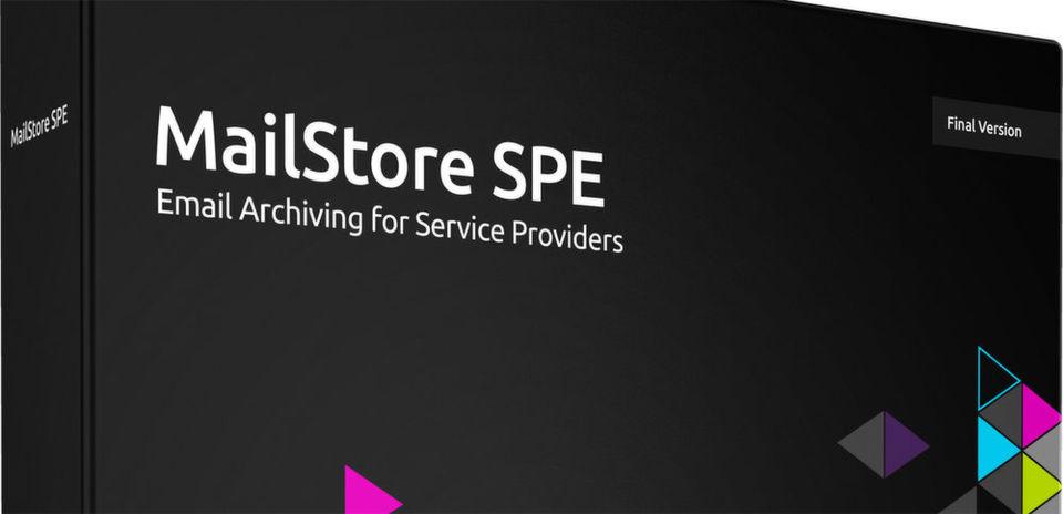 MailStore Service Provider Edition.