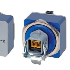 IP65-Lösung für die optische Datenübertragung