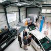 Zentrum für E-Mobilität und Hybridfahrzeuge eröffnet