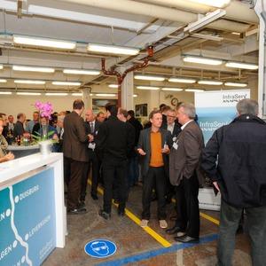 Infraserv Knapsack eröffnet neuen Standort in Chempark Dormagen