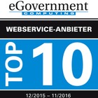 Die Top 10 Webservice-Anbieter
