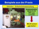 Abb. 2: Ausgangspunkt für Beispiel: Eine in Betrieb befindliche Presse soll sicherheitstechnisch aufgewertet werden.