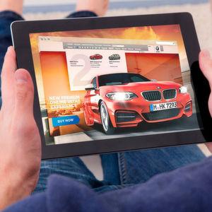 BMW plant Onlineshop für Pkw auch in Deutschland