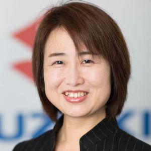 Tomoyo Sekiguchi übernimmt das Präsidentenamt von Suzuki Deutschland von Masato Atsumi.
