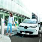 Renault-Nissan-Allianz errichtet 90 Ladestationen zum Klimagipfel