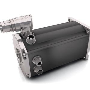 Kompaktantrieb vereint Kraft und Funktionalität