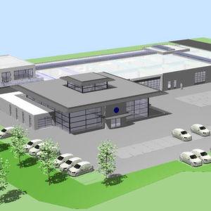 AVP Autoland eröffnet neues Werkstatt-Zentrum
