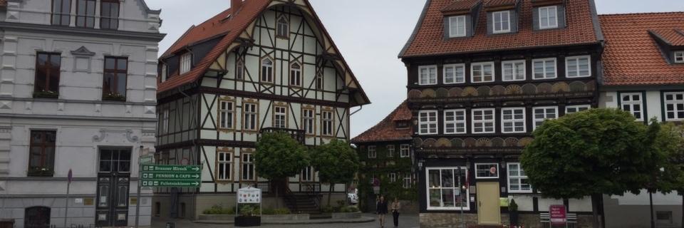 Osterwiek im Harz
