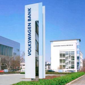 VW-Finanzsparte erhöht Gewinnprognose