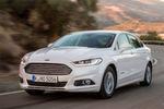 Der neue Ford Mondeo Hybrid: große Limousine mit weißer Umweltweste ab 35.200 Euro. Im Test gefiel der Duo-Antrieb unter anderem wegen seines vergleichsweise sehr geringen Kraftstoffverbrauchs.