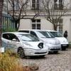 Energiespeicher- und Steuerungssystem mit Elektroauto-Akkus