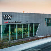 Neuer Groß-Terminal für Audi in Dortmund