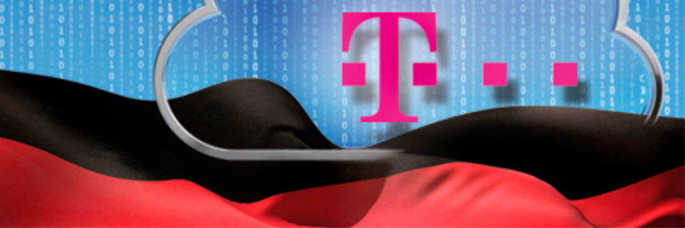 "Telekom startet sichere Public Cloud ""Made in Germany"" auf Basis der Cisco Cloud-Plattform."