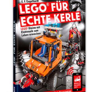 LEGO für echte Kerle: die bunten Kunststoffsteine faszinieren nicht nur Kinder