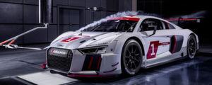 Neuer Audi R8 LMS: Linientreu
