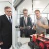 Oettinger informiert sich über Industrie 4.0