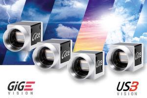Für alle, die exzellente Bildqualität wollen, aber keine Hochgeschwindigkeitskamera benötigen: Die Basler Ace Kameras mit Sony IMX249 CMOS Sensor.