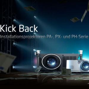 """Bis zum """"Schalttag"""", dem 29. Februar 2016, läuft die Kickback-Aktion von NEC Display Solutions."""