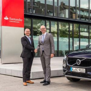 Volvo bietet Fullservice-Leasing an