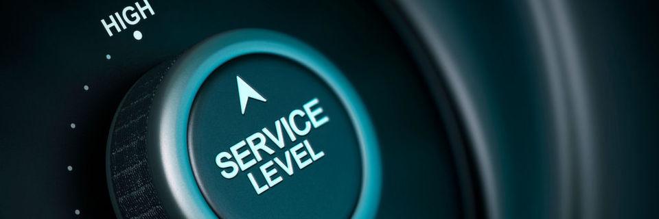 Die Definition und Überwachung von Service Level Agreements ist nicht immer trivial.