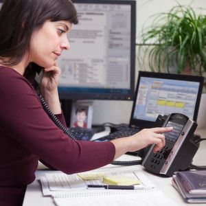 Polycom VVX Business Media Phones bieten laut Hersteller spezielle Einstellungsoptionen für Office-365-Anwender.