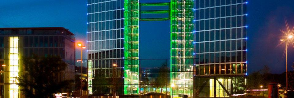 IBM macht Highlight-Tower in München zur Watson-IoT-Zentrale