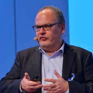 Robert Siegel, Chef von door2solutions, erklärte den Händlern, wie sie mit Ersatzteilen online Geld verdienen können.
