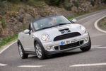 Auch bei Mini wurde aufgeräumt und aussortiert, Mini Coupé und Roadster (Foto) flogen aus dem Programm.