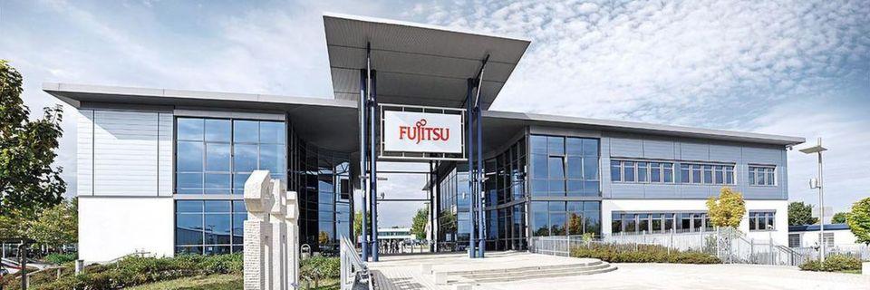 Im Fujitsu-Werk in Augsburg befindet sich die PC-Entwicklung und -Fertigung.