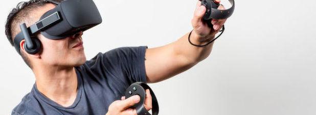 Die VR-Brille Oculus Rift soll im Frühjahr kommen. Der Touch-Controller für Oculus Rift wird allerdings erst später verfügbar sein.