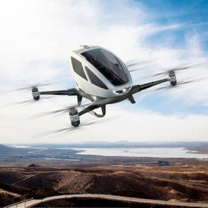 Erste Taxi-Drohne für den Personentransport vorgestellt