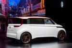 Das Konzeptfahrzeug soll für eine neue Ära erschwinglicher Langstrecken-Elektromobilität stehen.