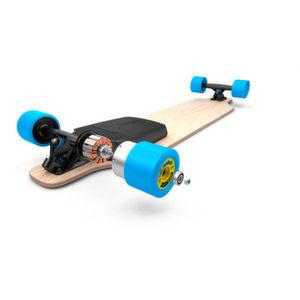 Macht aus jedem Skateboard ein E-Board: der Elektroantrieb von Mellow Boards.