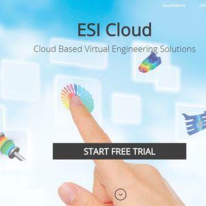 ESI Cloud bietet eine umfangreiche Lösung für End-to-End CAE in der Cloud.