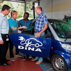 Standards für Diagnose und Reparatur bei Elektrofahrzeugen erarbeitet