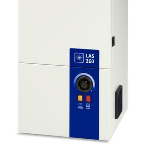 Das LAS 260.HD19 W3 eignet sich zum Absaugen und Filtern von Rauchen, die durch schweißtechnische und artverwandte Trenn- und Fügeverfahren bei der Bearbeitung von legierten und nichtlegierten Stählen entstehen.