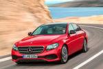 Mercedes bringt im Frühjahr 2016 die neue E-Klasse auf den Markt.