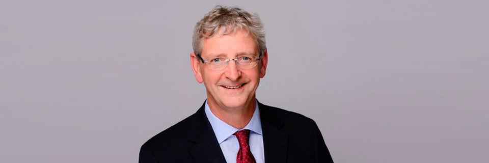 Der Autor: Bernard Doering ist Regional Director Central Europe bei Cloudera