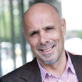 """Harald A. Summa, Geschäftsführer eco: """"Das Netz der Netze befindet sich in einer Metamorphose zum Herr aller Dinge."""""""