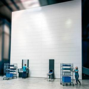 Mit der neuen Lagersystemgeneration Vertical Buffer Module will Kardex Remstar eine Antwort auf die Forderungen der Fertigungsindustrie nach einer intelligenten Automatisierung des Materialflusses, mehr Flexibilität und Variantenbeherrschung geben.