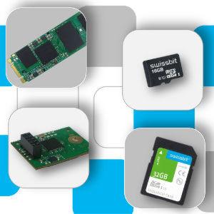 Premiere zur Embedded World 2016: Die durabit-Reihe an SD- iund microSD-Karten sowie SSD-Speichern und eUSB-Modulen setzt auf SLC-Flash-Komponenten für hohe Leistung, Retention und Endurance.