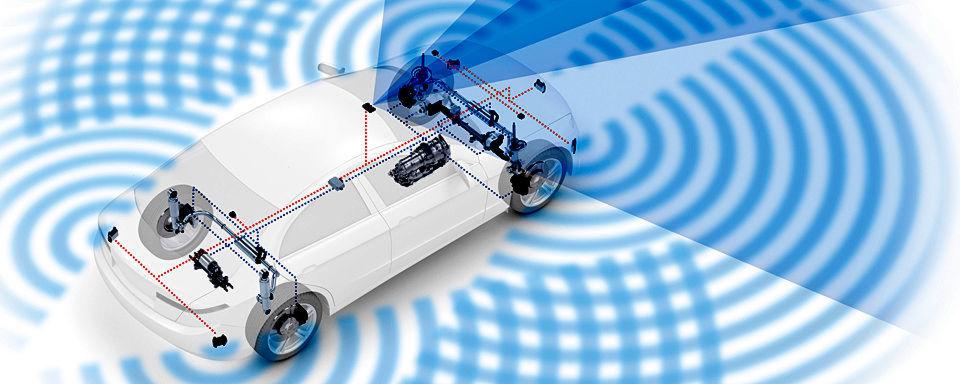 Der erste gemeinsame Messeauftritt von ZF und ZF TRW auf der NAIAS steht ganz im Zeichen des autonomen Fahrens.